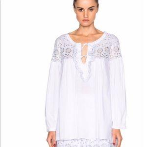 See by Chloe long sleeve blouse